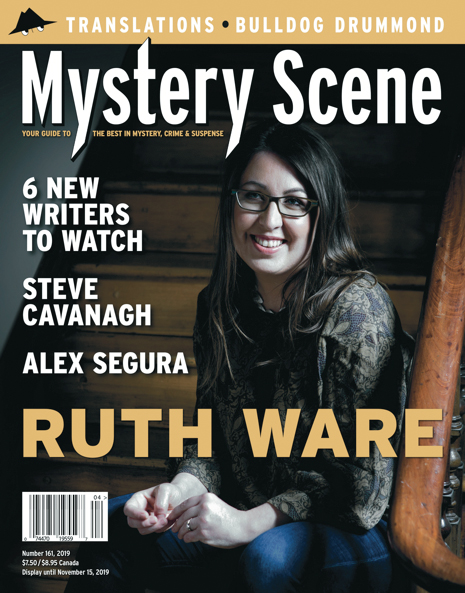 161 Fall Cover, Ruth Ware