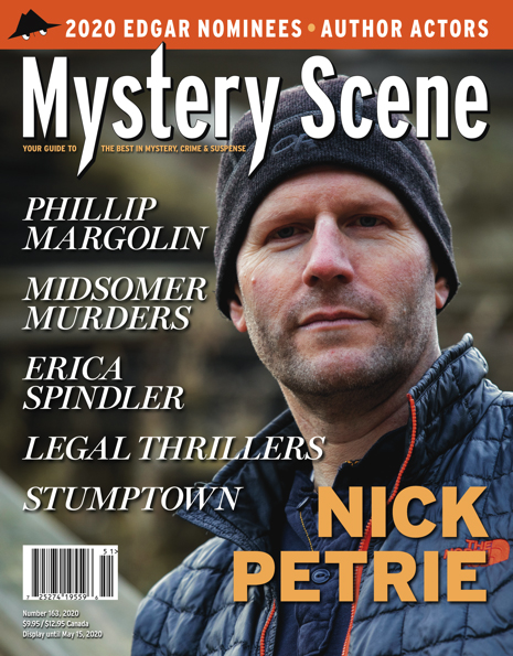 163 Winter Cover, Nick Petrie