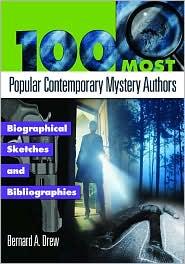 popular mystery writers